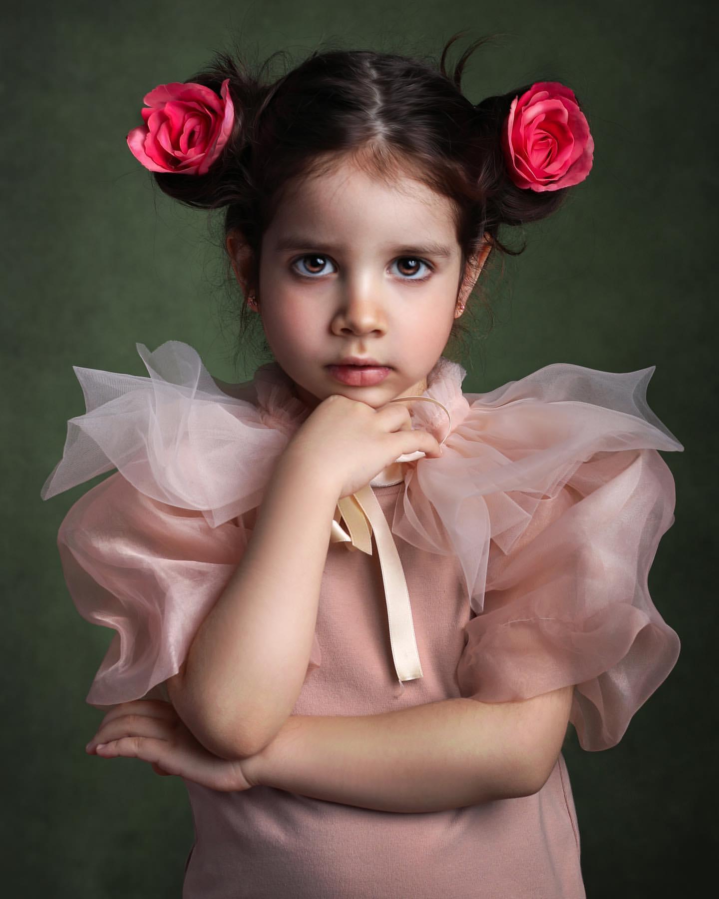 Profesyonel Fine Art Portre Fotoğraf Çekimi