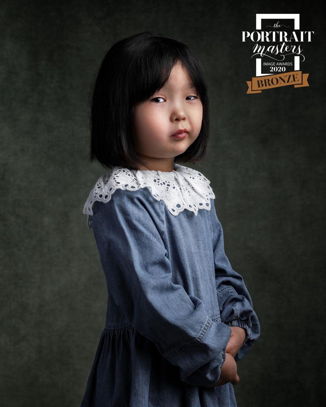 Fine Art kategorisinde The Portrait Masters ödüllü fotoğraflarımız